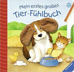 Fühlbuch Ravensburger spielzeug für 1 jährige