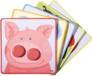 Haba Zuordnungsspiel pädagogisch sinnvoll spielzeug für 1 jährige