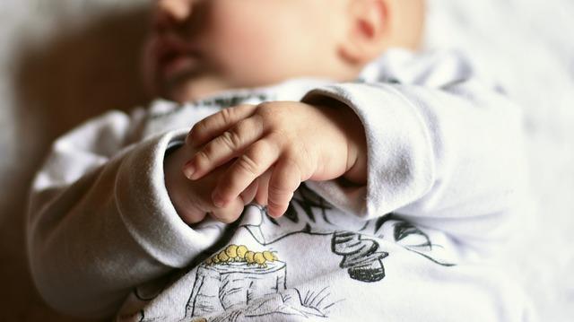 kopfkissen baby