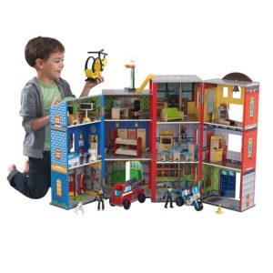 puppenhaus für jungs puppenhaus für jungen cooles Spielzeug