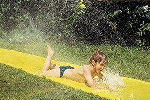 wasserrutsche garten spielzeug für draußen wassermatte