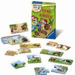 tiere und ihre Kinder von ravensburger spiele für 2 jährige