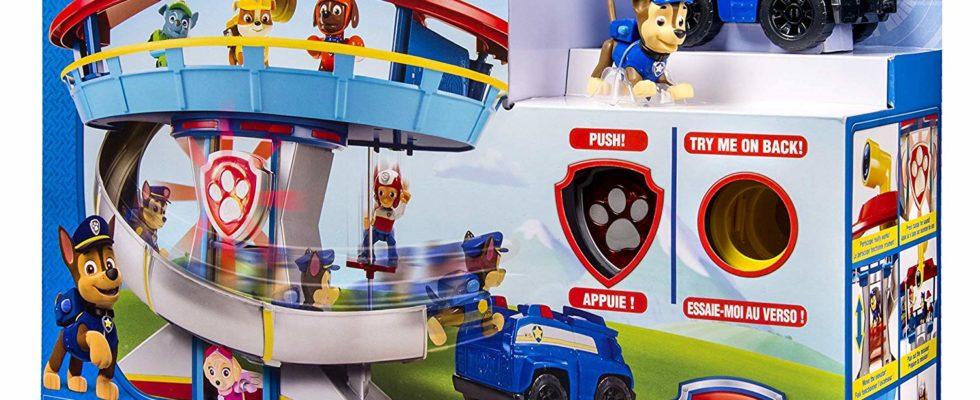 Paw patrol spielsachen paw patrol spielzeug paw patrol geschenke paw patrol figuren paw patrol gebäude paw patrol haus paw patrol headquarter
