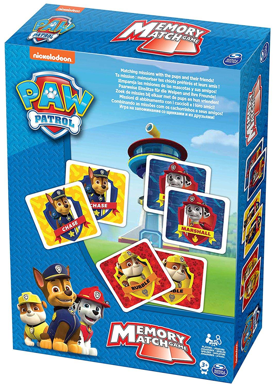 Paw patrol spielsachen paw patrol spielzeug paw patrol geschenke paw patrol memory