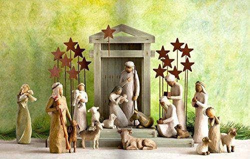 weihnachtskrippe kaufen krippe kaufen große weihnachtskrippe willow tree handbemalt krippe für kinder willow tree haba weihnachtskrippe für kinder